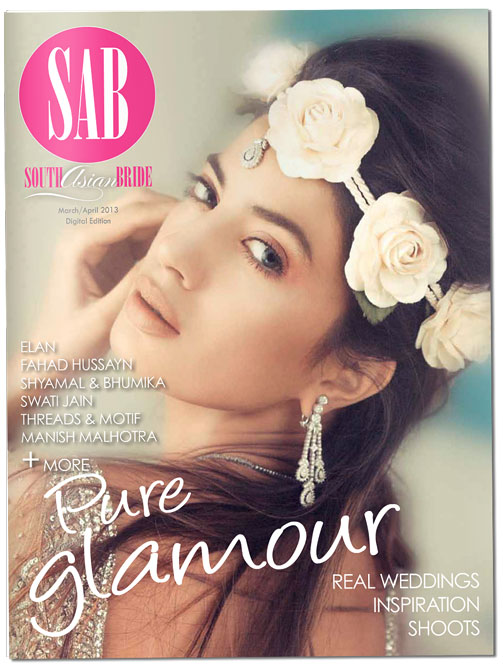 South Asian Bride Cover