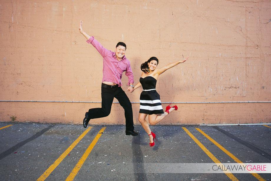 Los Angeles Engagement Photos