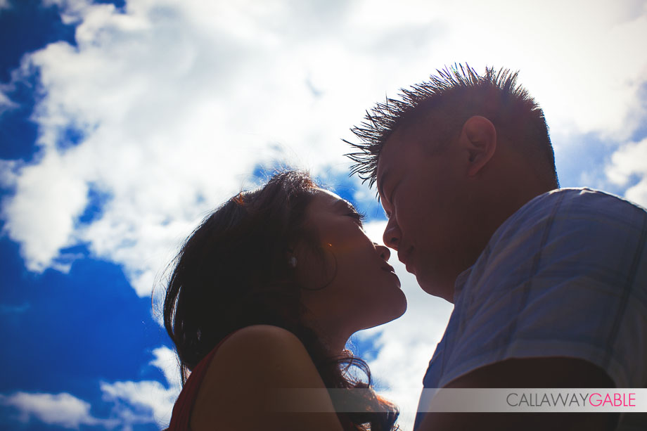 Manhattan Engagement Photos in New York City by Callaway Gable