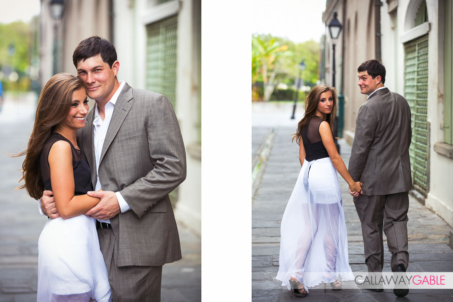 New Orleans Engagement Pictures