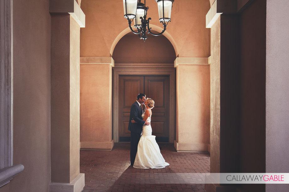 Pelican Hill Wedding Photos by Callaway Gable