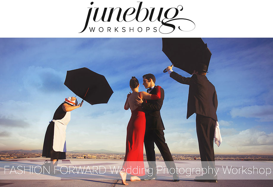 Junebug Weddngs Workshop