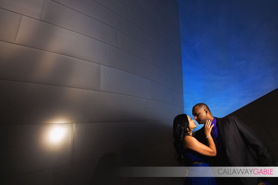 Walt Disney Concert Hall Engagement