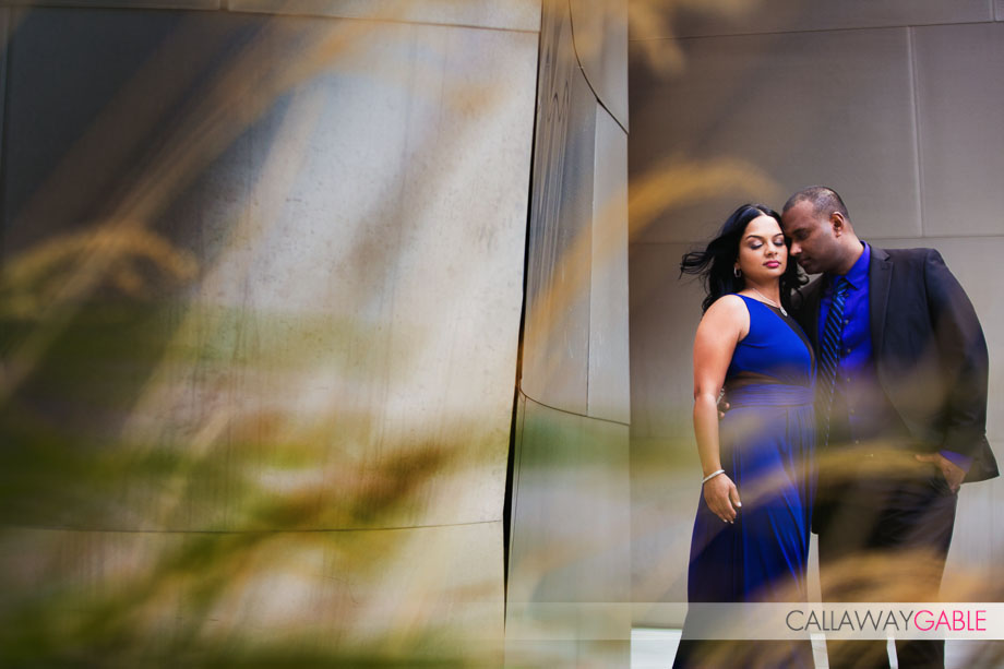 Fine Art Disney Center Engagement