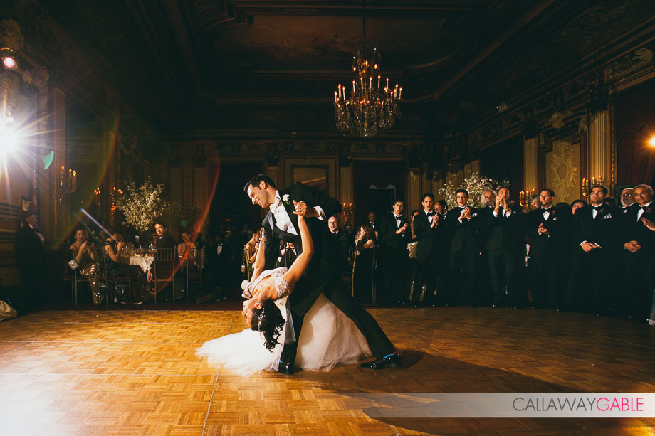 New York City Wedding Photography at the Metropolitan Club