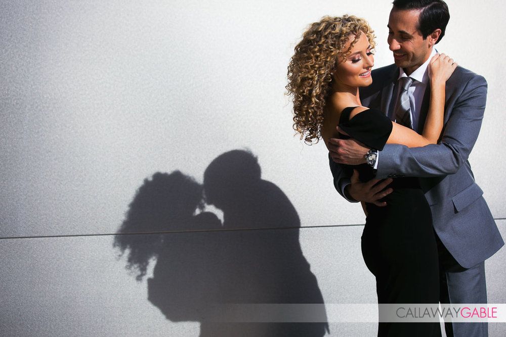 Playing with shadows at Disney Center Engagement