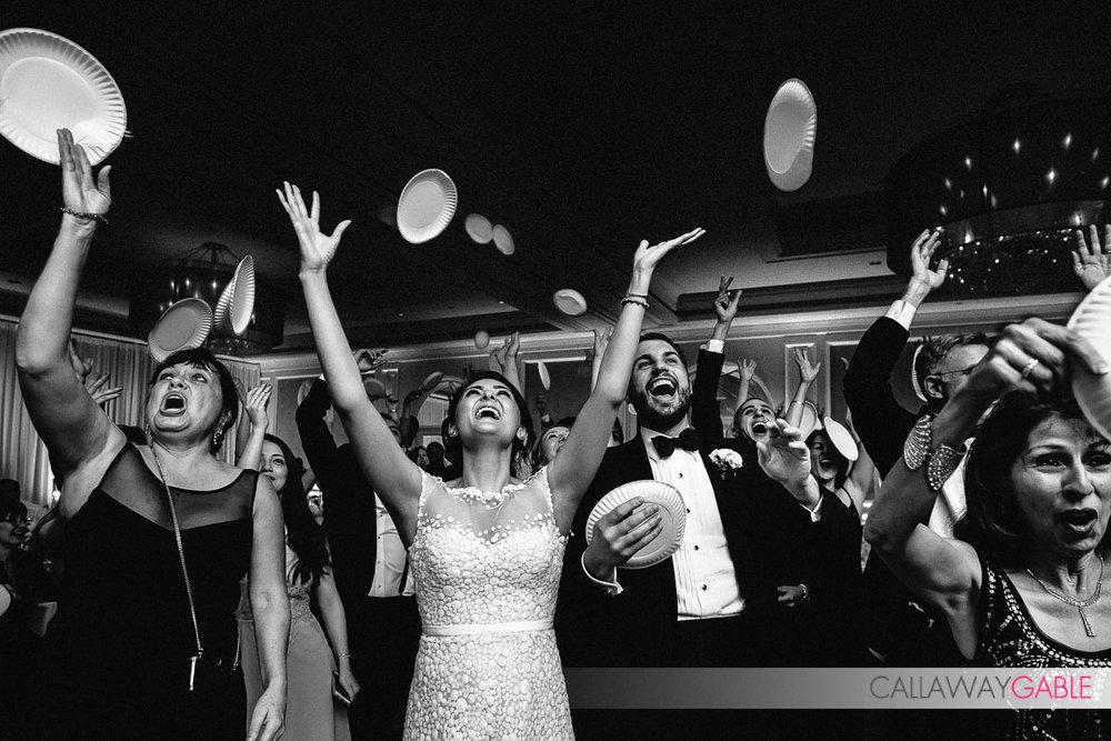 Ritz Carlton Laguna Niguel wedding reception photo