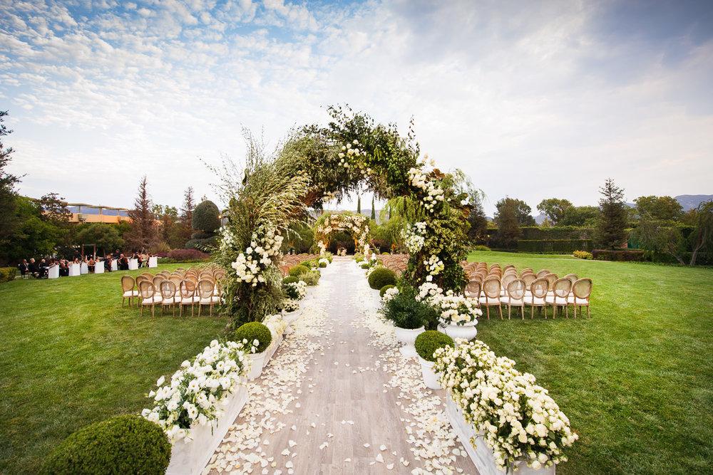 Gorgeous Wedding at the Four Seasons Westlake Village