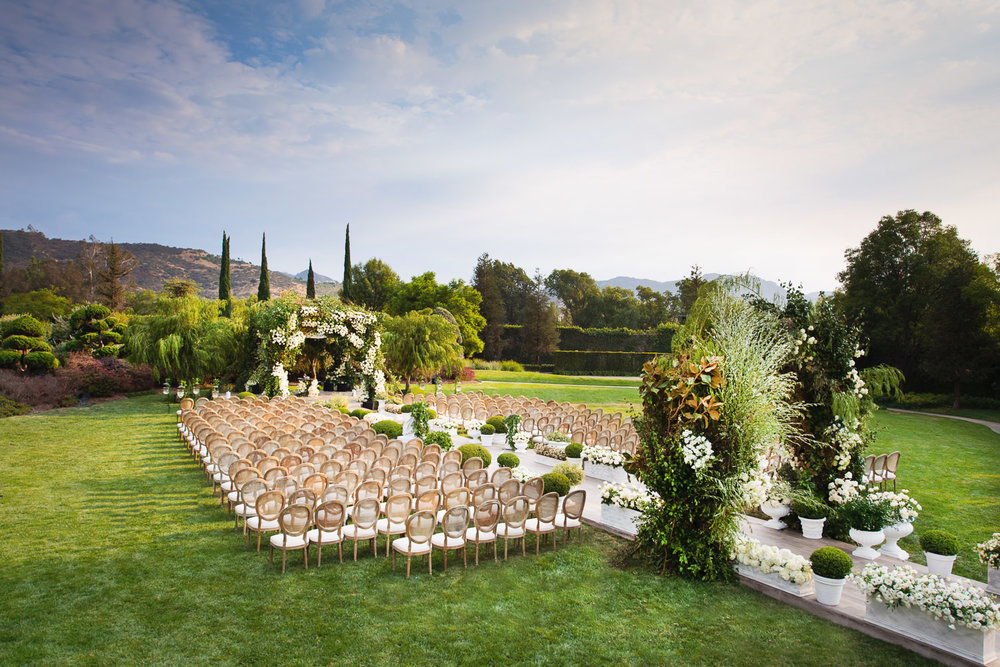 Jewish Wedding Ceremony at the Four Seasons Westlake Village