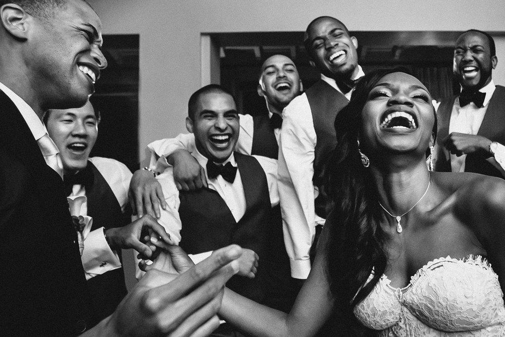 Bel-Air Bay Club Wedding