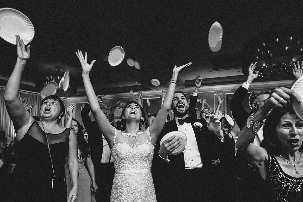Best Ritz-Carlton Laguna Niguel wedding reception moment