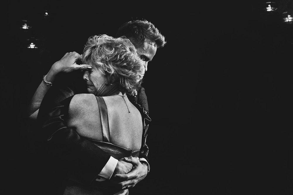 Emotional Los Angeles Wedding Photojournalism