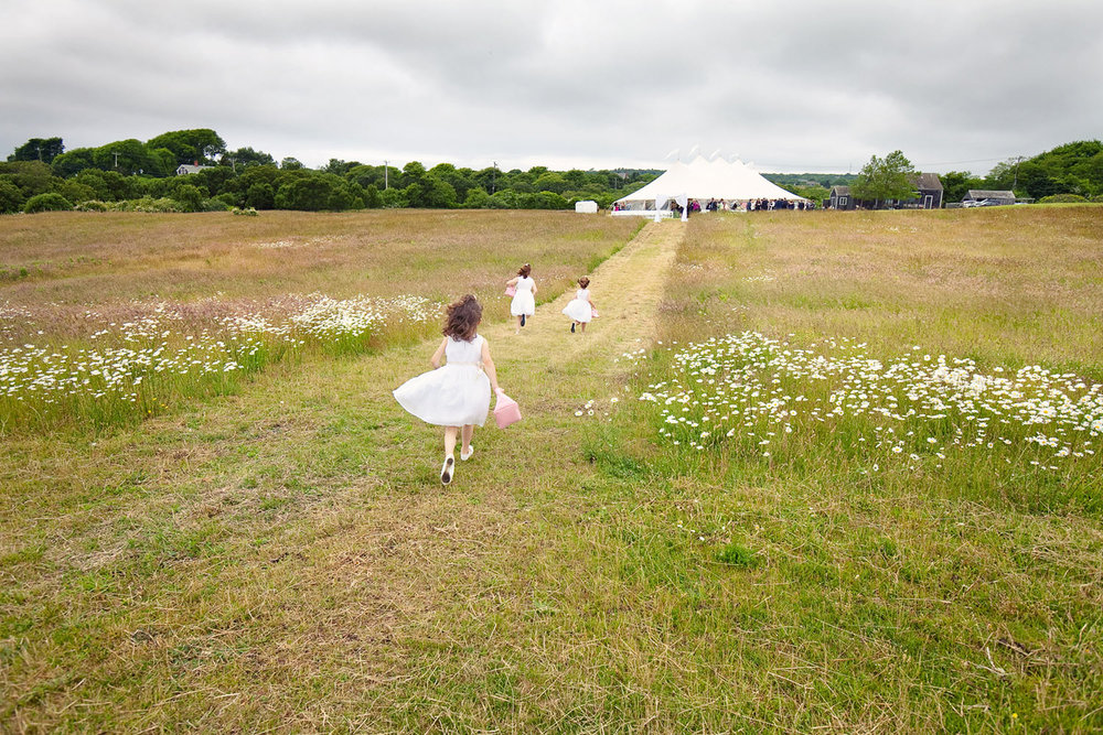 Allen Farm Martha's Vineyard Wedding
