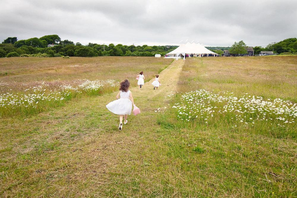 Allen Farm Martha's Vineyard Wedding