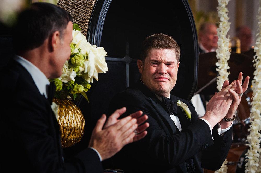 Same Sex Vibiana Wedding Ceremony