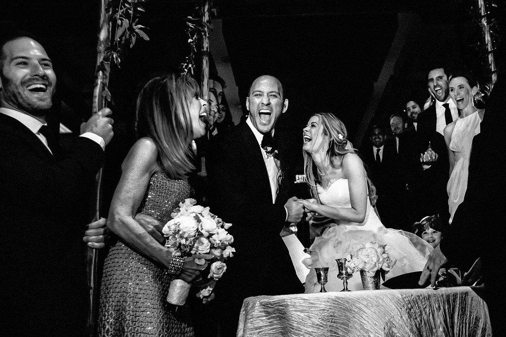 Jewish Wedding Ceremony at the Wynn Hotel in Las Vegas