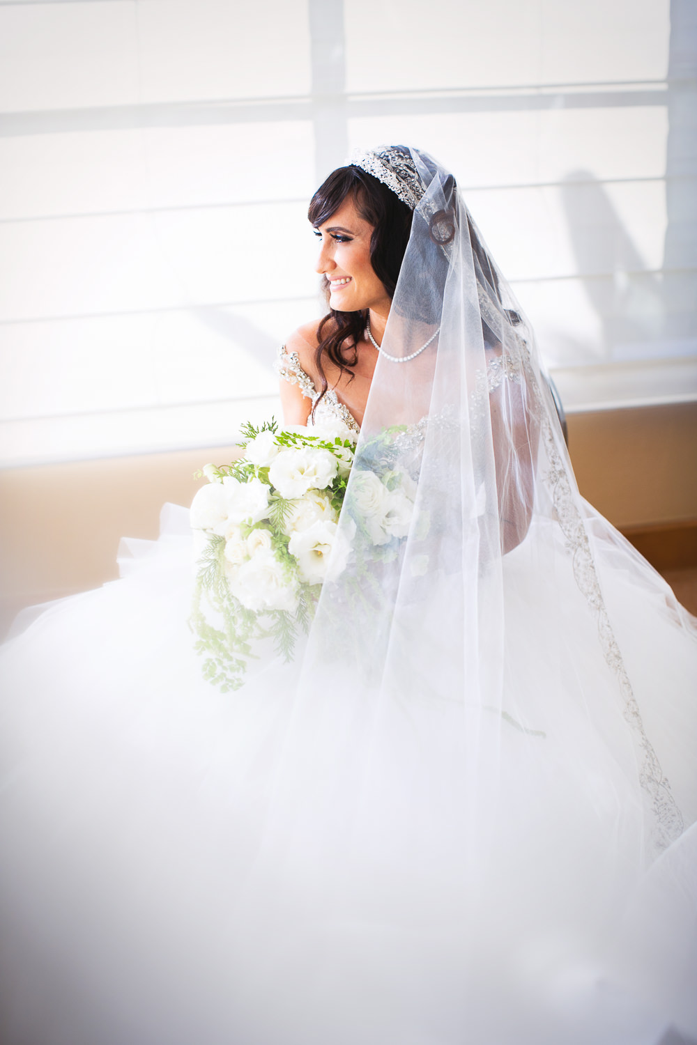 Pelican Hill Photographer - Persian Wedding Bride Portraits