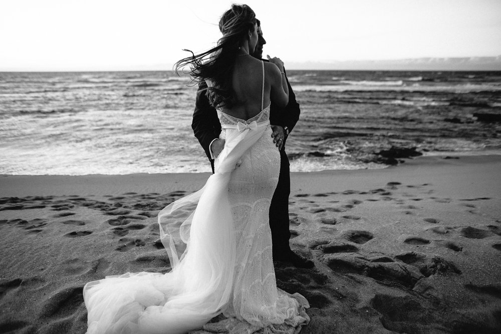 ust married at the Four Seasons Hualalai by Big Island wedding photographer Callaway Gable