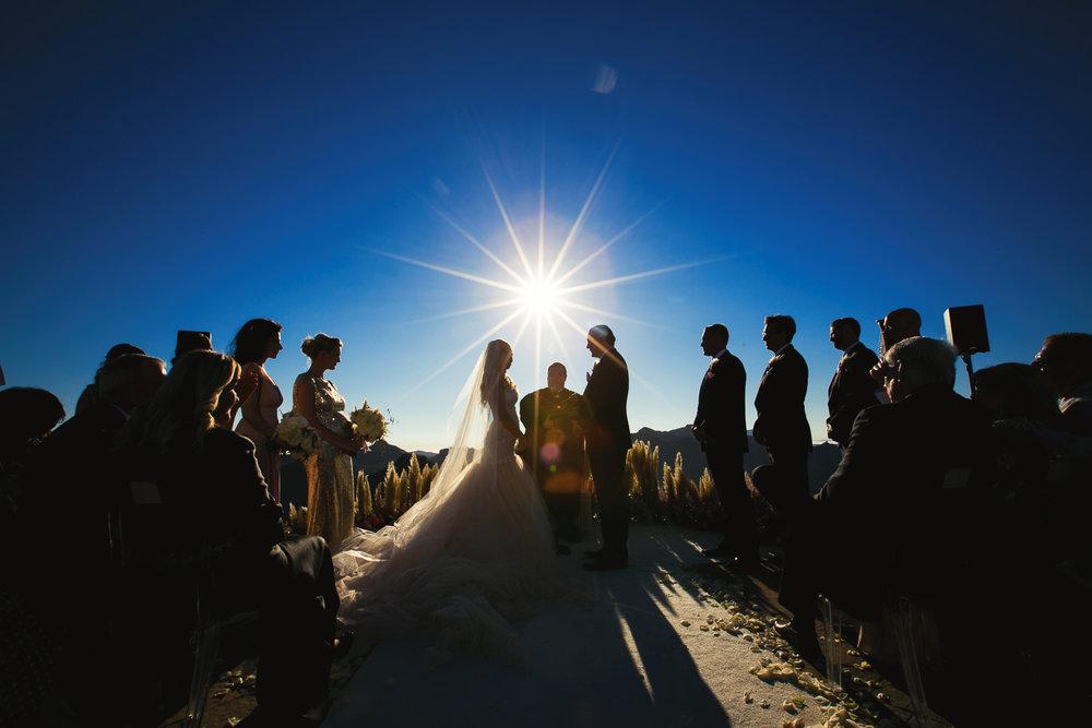 Beautiful Malibu Rocky Oaks Wedding Ceremony