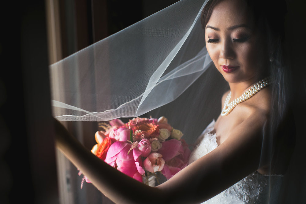 Asian Wedding at Four Seasons Hualalai in Kona