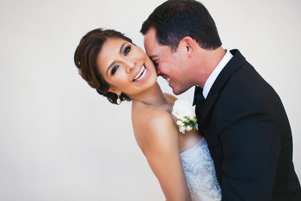 Hilarious Ebell Los Angeles wedding photo
