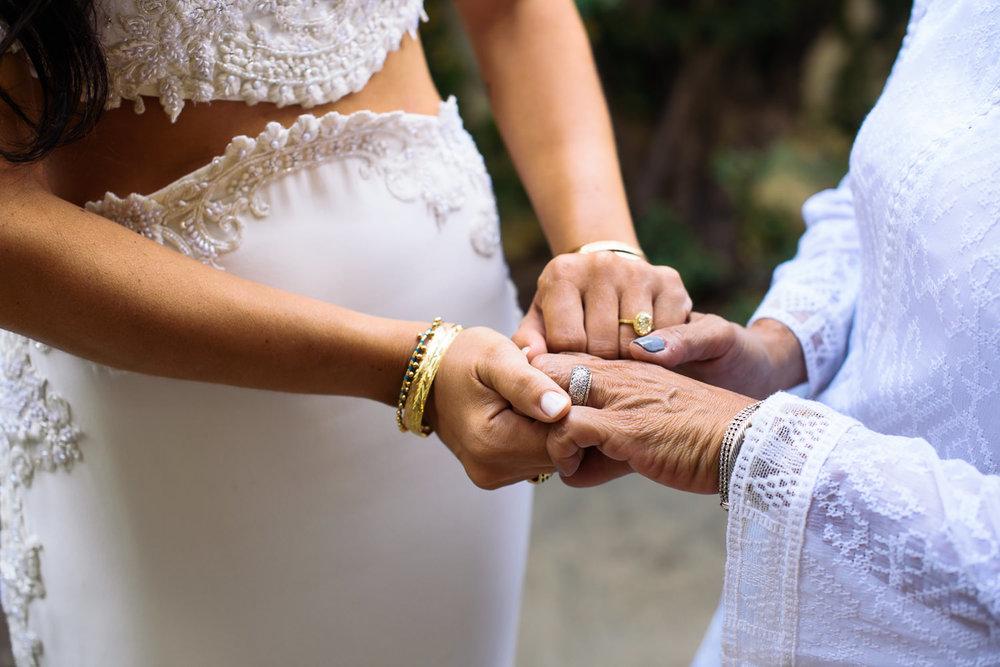Parker Palm Springs Wedding - Nerves