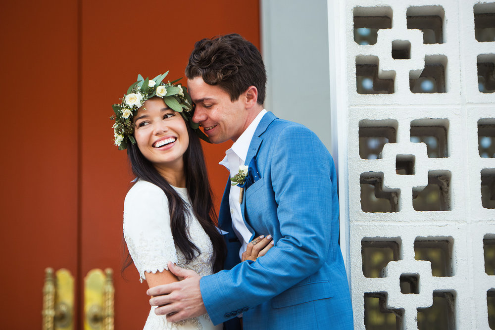 Parker Palm Springs Wedding - Gorgeous Couples Love
