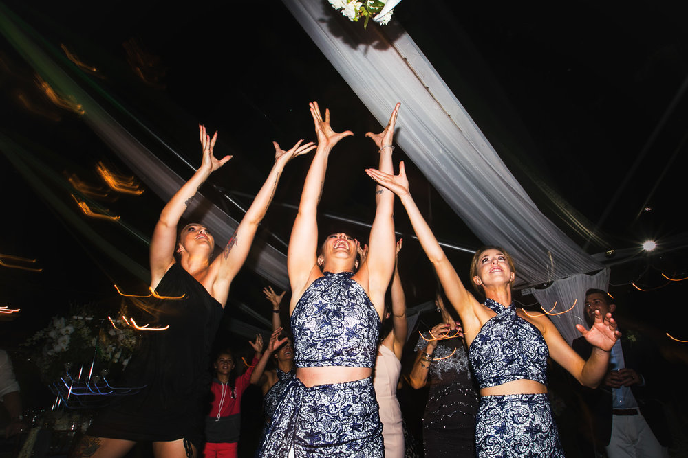 Olowalu Plantation House wedding reception