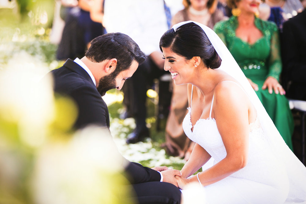 Hummingbird Nest Ranch Wedding - Persian Wedding Vows