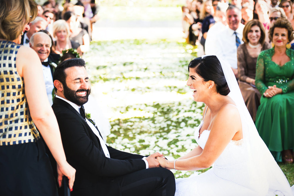 Hummingbird Nest Ranch Wedding - Persian Grooms Emotions
