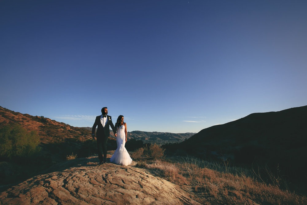 Hummingbird Nest Ranch Wedding - Atop The Hill