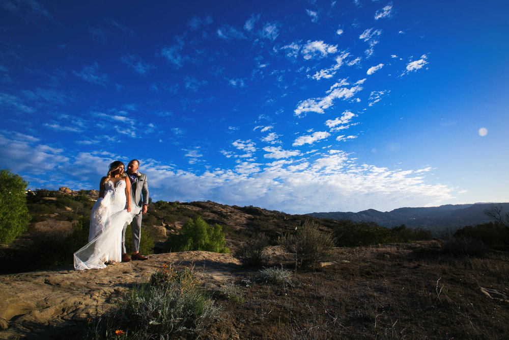 wedding pictures at Hummingbird Nest wedding by Callaway Gable