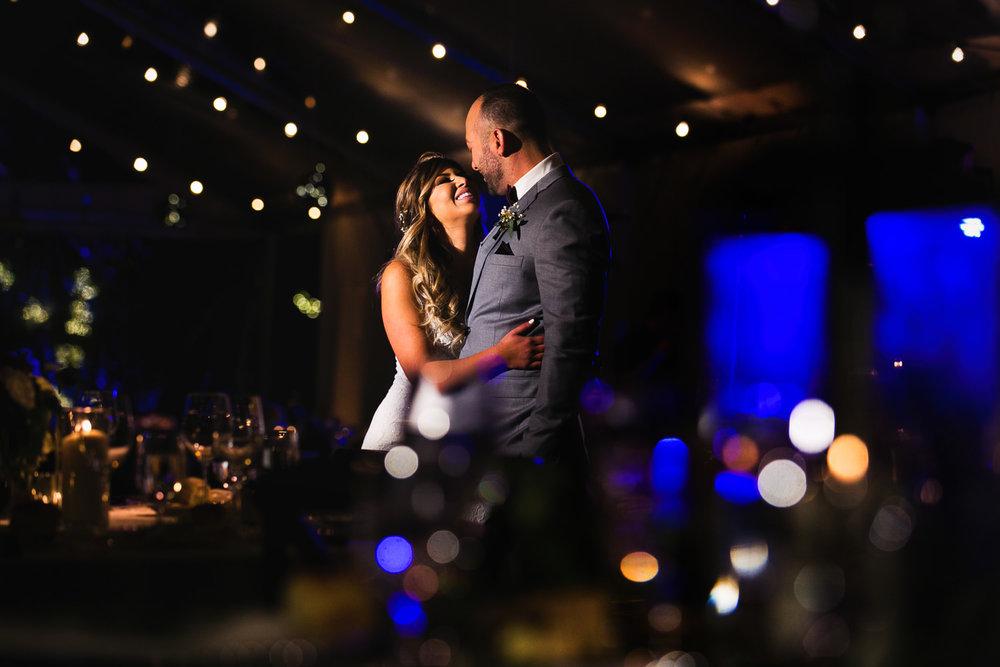 First Dance at Hummingbird Nest wedding by Callaway Gable
