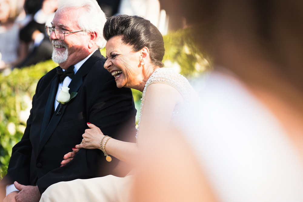 Four Seasons Santa Barbara Wedding - Laughing Family
