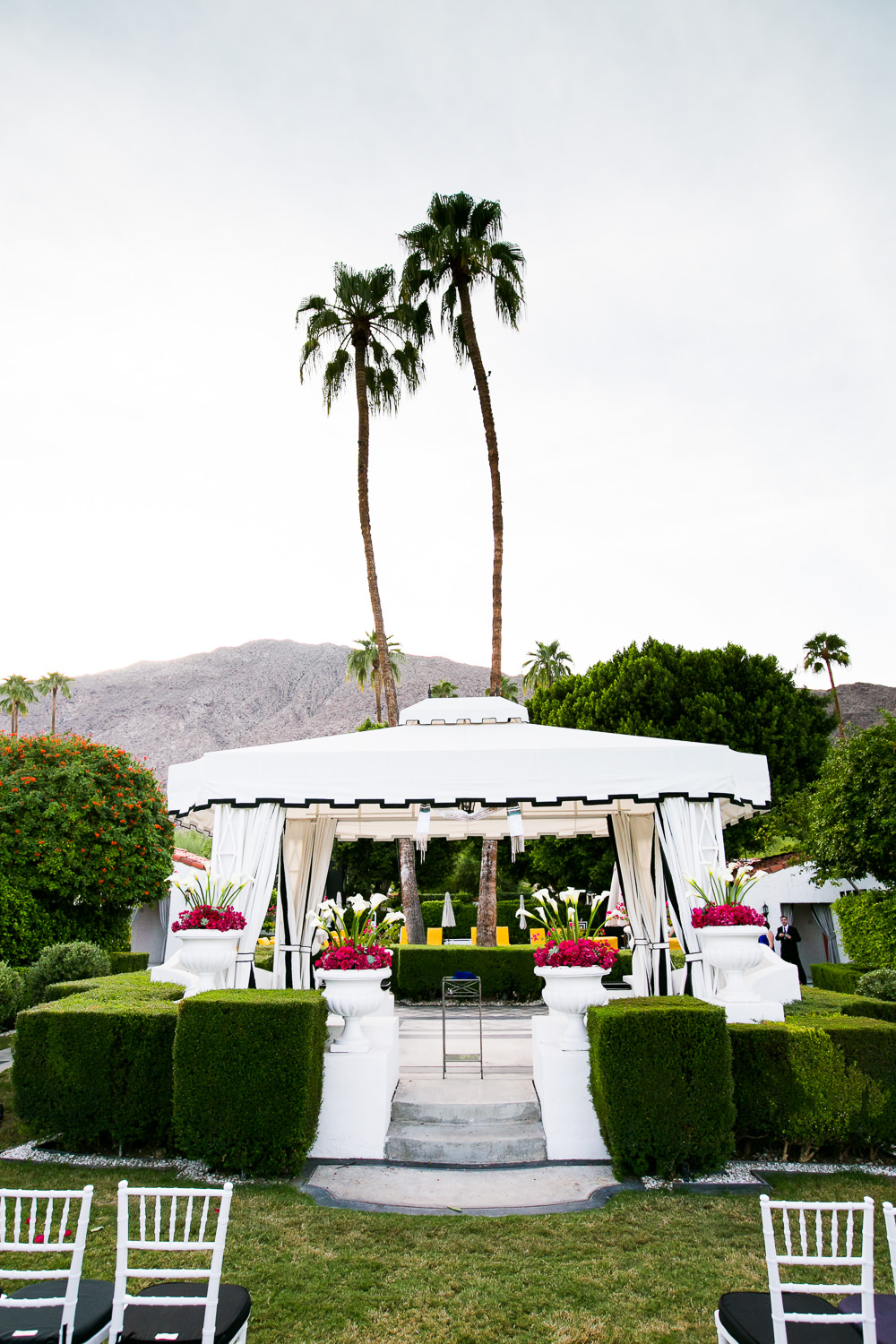 Same Sex Avalon Palm Springs Wedding - Beautiful Wedding Ceremony