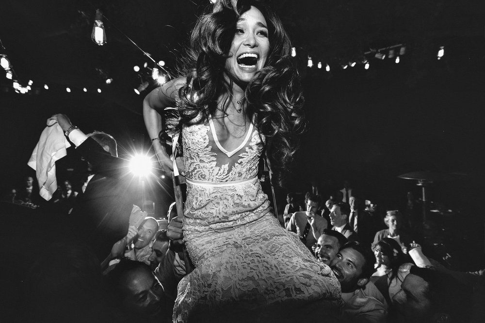 Los Olivos Wedding - Joyful Bride