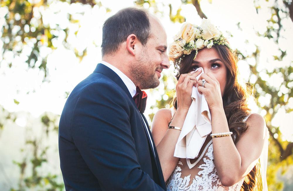 Los Olivos Wedding - Soft Emotions