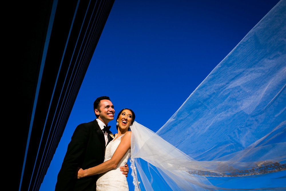 City Club LA wedding - LADWP Building