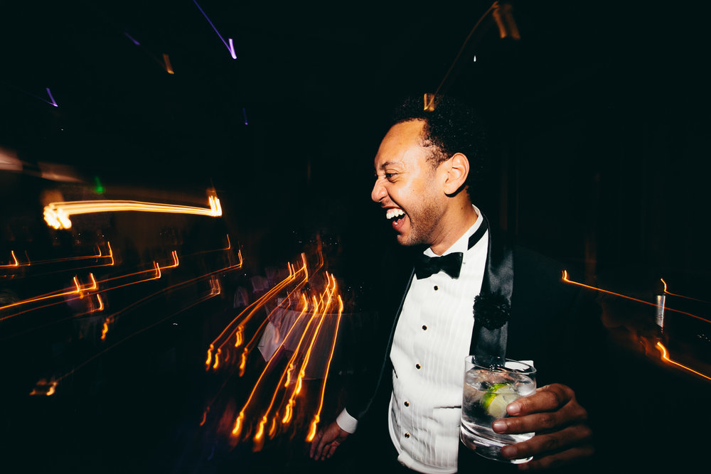 City Club LA wedding - Wedding Reception Celebration