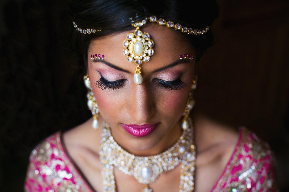 South Asian Trump National Golf Club Wedding - Beautiful Bride
