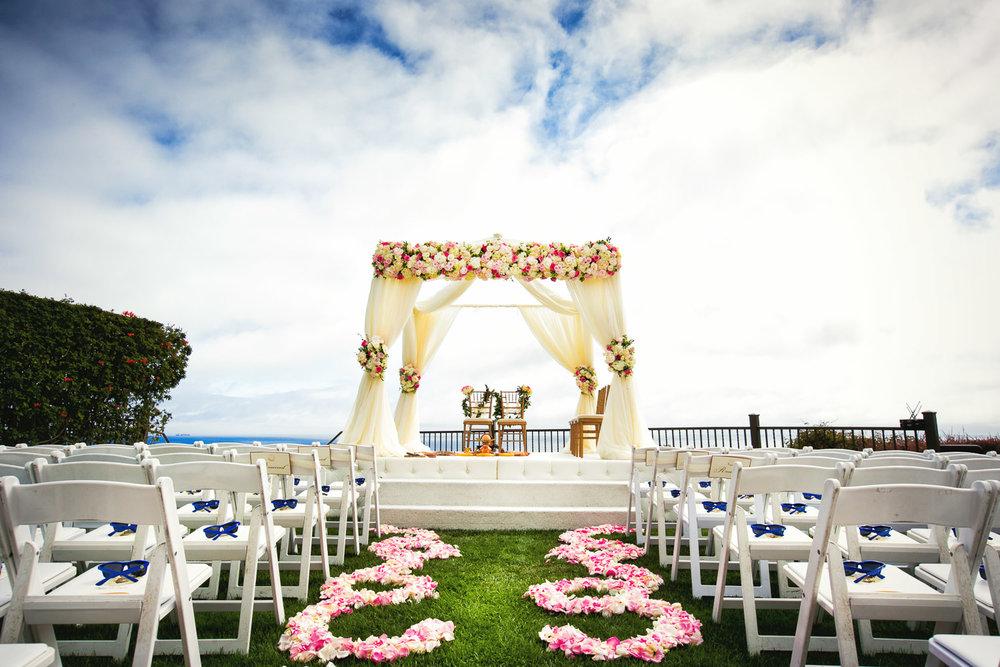 Trump National Golf Club Wedding - Beautiful Wedding Decor