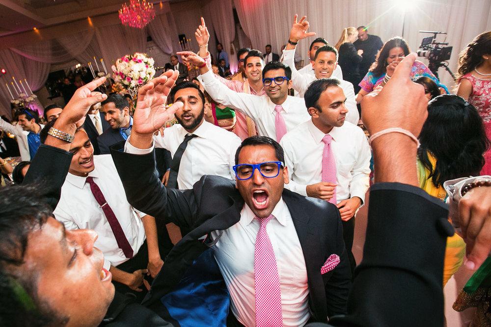 Trump National Golf Club Wedding - Wedding Reception Dancing