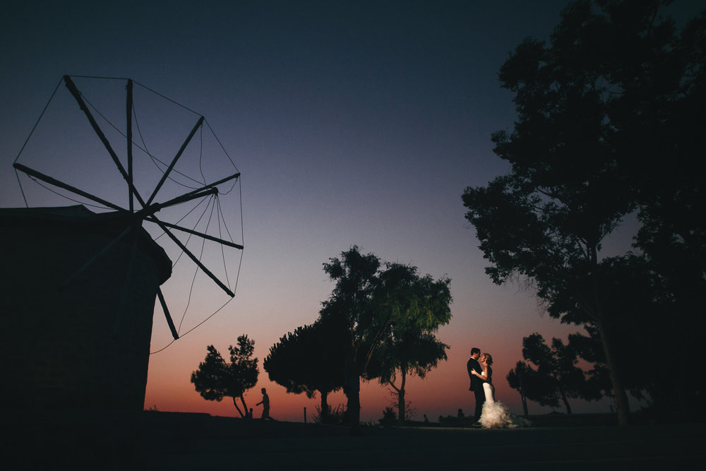 Turkey Wedding - American Destination