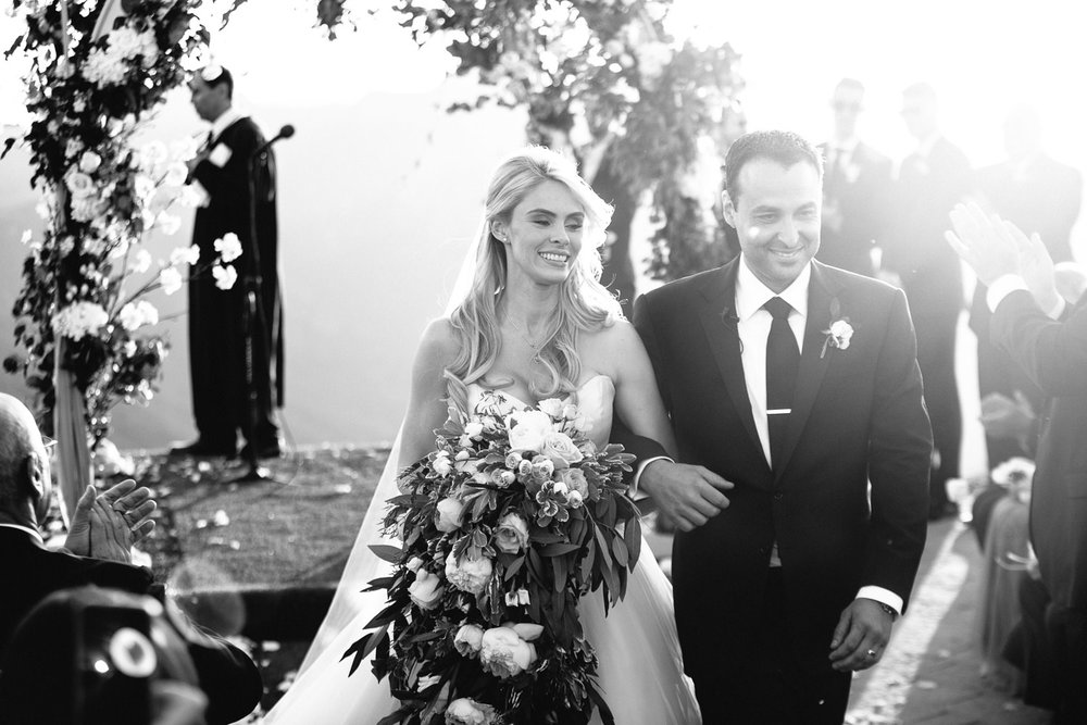 Malibu Rocky Oaks Photographer - Happily Married