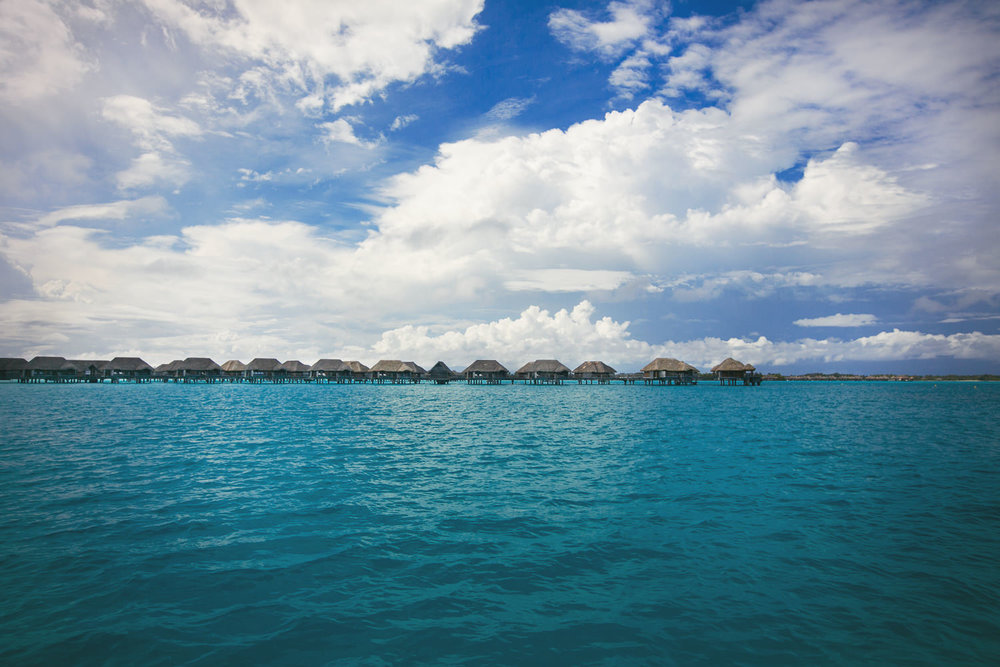 Four Seasons Bora Bora Wedding - Gorgeous Wedding Venue