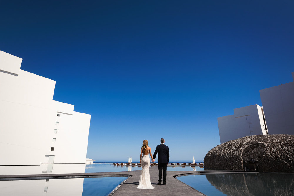 Destination Wedding at Viceroy Los Cabos