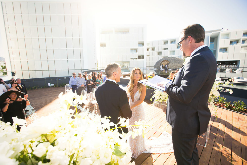American Destination Wedding at Viceroy Los Cabos