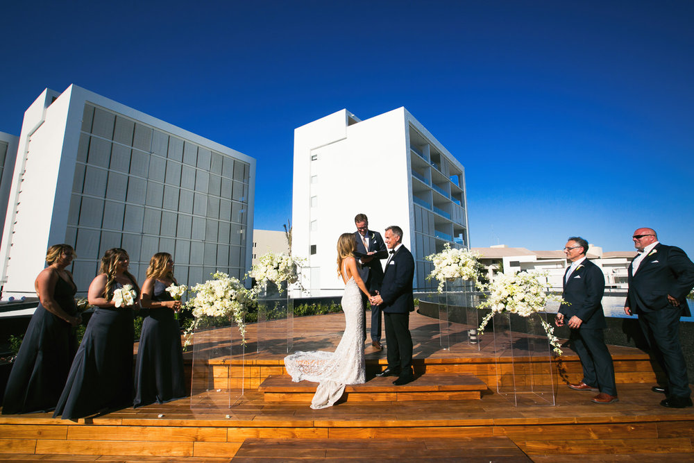 Viceroy Los Cabos Destination American Wedding