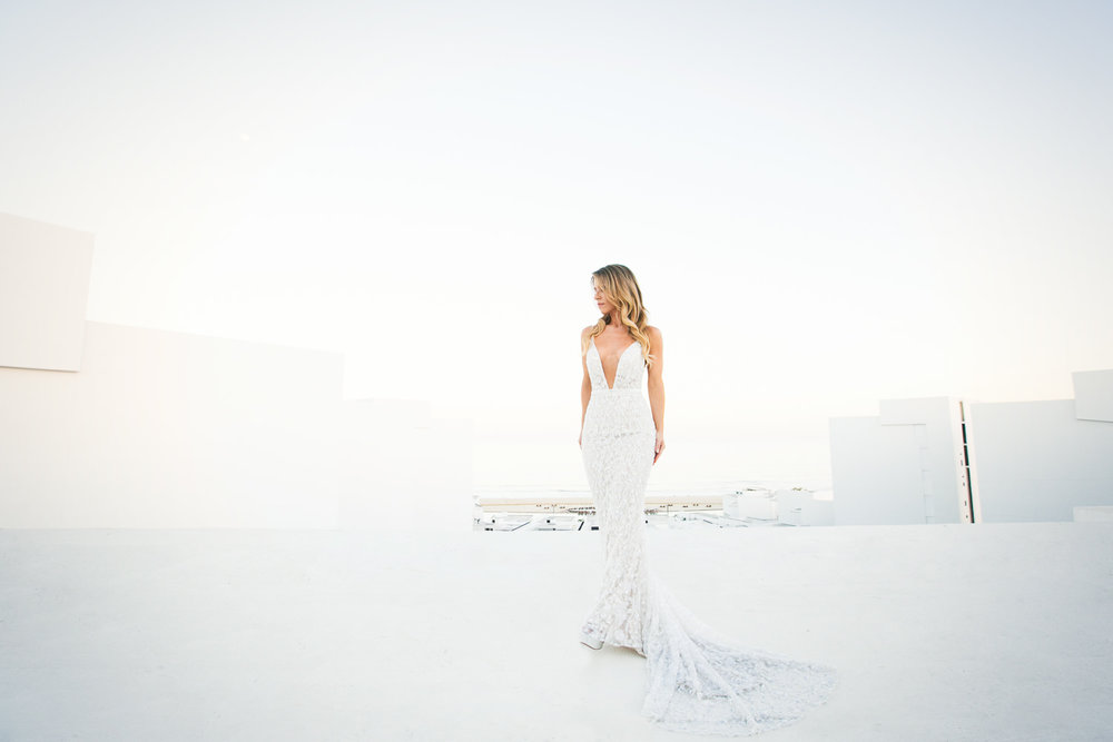 Viceroy Los Cabos Wedding - Bride looking fabulous