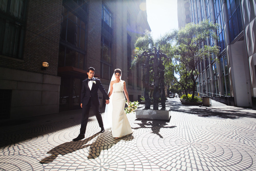 Bently Reserve Wedding Photo